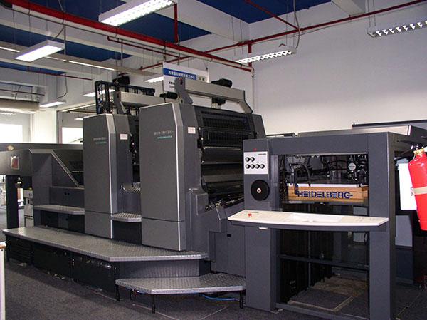 印刷公司需要什么技术
